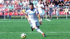 Daniel Pârvulescu a devenit golgheter în Liga a II-a după etapa a 7-a în care a marcat două goluri
