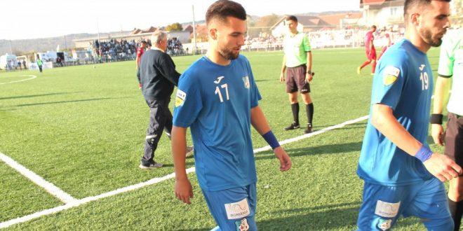 Pandurii Târgu Jiu a jucat în meciul cu Sportul Snagov în noul echipament Joma