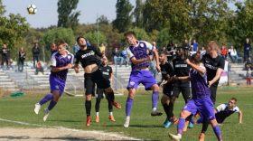 Pandurii Târgu Jiu a remizat în etapa a 9-a, scor 1-1 în deplasare cu ACS Poli Timișoara