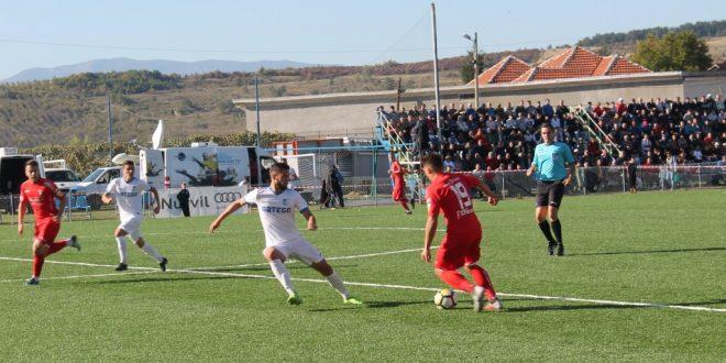 Pandurii Târgu Jiu a pierdut primul meci pe teren propriu în noul sezon, UTA s-a impus cu scorul de 2-1 la Târgu Jiu