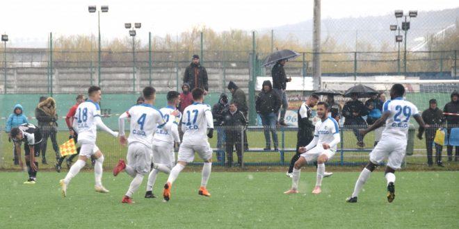 Pandurii Târgu Jiu s-a impus cu scorul de 2-0 în meciul cu Energeticianul din etapa a 17-a a Ligii a doua Casa Pariurilor