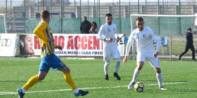 Pandurii Târgu Jiu s-a despărţit de suporteri în 2018 cu o victorie în meciul cu Aerostar Bacău, scor 2-0