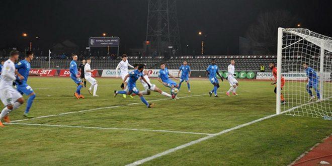 LIVETEXT/ FC ARGEŞ – PANDURII TÂRGU JIU, SCOR 3-1