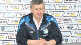 Adrian Bogoi va stabili în următoarele zile data reunirii lotului pentru pregătirea de iarnă