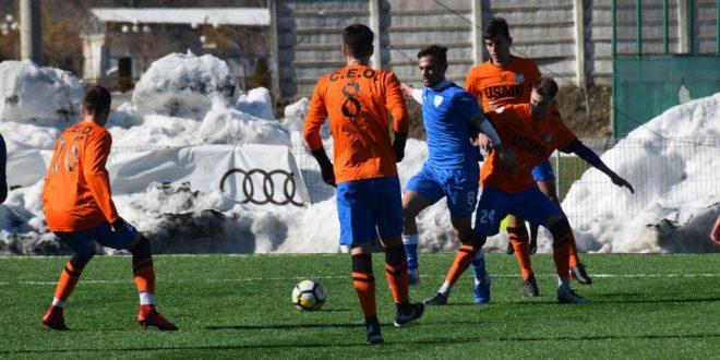 Pandurii Târgu Jiu întâlnește mâine FCU Craiova în ultimul meci amical din perioada de pregătire