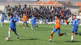 Pandurii  Târgu Jiu a pierdut ultimul meci amical din perioada de iarnă cu FCU Craiova