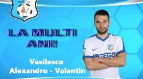 La mulţi ani, Alexandru Vasilescu!