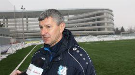 """Adrian Bogoi: """"Am testat toţi jucătorii pe care îi mai am la dispoziţie, o bună parte din echipă fiind la infirmerie"""""""