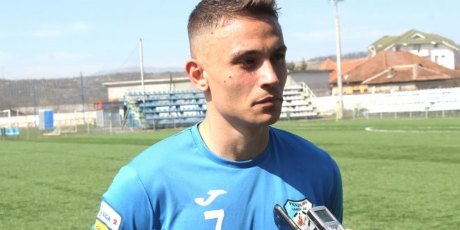 """Andrei Blejdea: """"Trebuie să punem capul în pământ, avem multe meciuri până la final din care trebuie să adunăm puncte"""""""