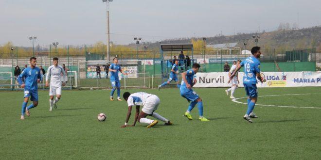 Pandurii Târgu Jiu s-a impus la scor în meciul cu Dacia Unirea Brăila, scor 5-2
