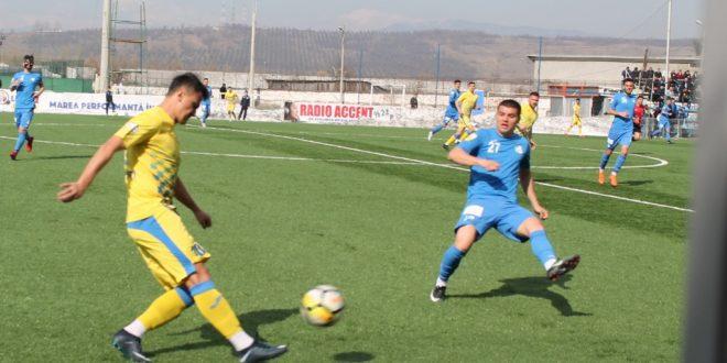 Pandurii Târgu Jiu au pierdut meciul de pe teren propriu cu Daco Getica Bucureşti