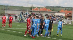 Pandurii Târgu Jiu a remizat pe teren propriu, scor 0-0, cu Luceafărul Oradea