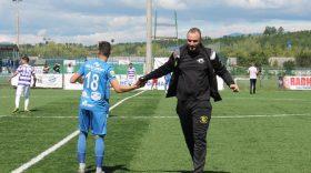 Pugilistul Alexandru Gabroveanu a mobilizat echipa înaintea meciului cu ASU Politehnica Timişoara