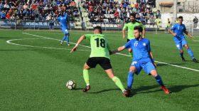 Pandurii Târgu Jiu a suferit cea mai dură înfrângere din acest sezon în meciul cu Metaloglobus București, scor 6-0