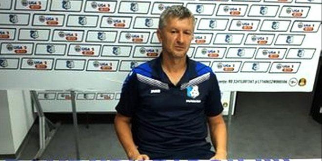 """Adrian Bogoi: """"Rezultatul şi scorul este dureros pentru mine, sper că şi pentru jucători"""""""