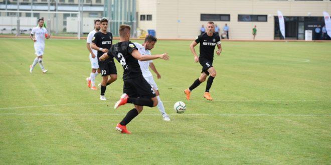 ETAPA I / Pandurii Târgu Jiu a pierdut meciul de debut în Liga a doua Casa Pariurilor, scor 2-0 pentru Turris Turnu Măgurele