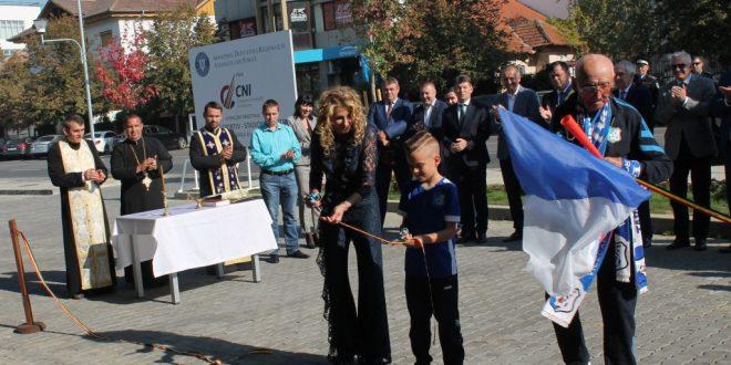 Stadionul din Târgu Jiu a fost inaugurat oficial, Pandurii Târgu Jiu revine pe propriul teren