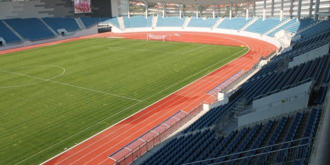 Pandurii Târgu Jiu a omologat azi Stadionul Municipal din Târgu Jiu pentru meciurile de pe teren propriu susţinute în Liga a doua