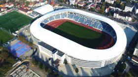 Pandurii Târgu Jiu va reveni să joace pe propriul teren, din noul Stadion Municipal, vineri 25 octombrie, în etapa a 14-a