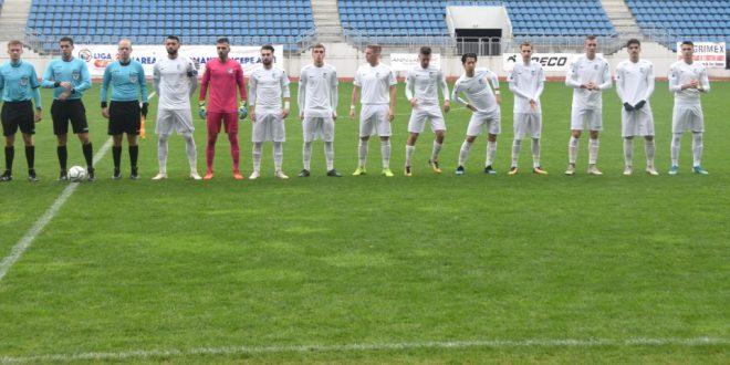 Pandurii Târgu Jiu a înregistrat un rezultat de egalitate în meciul cu Concordia Chiajna din ultima etapă a turului