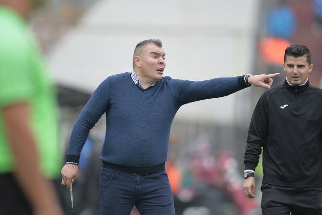 """CONFERINŢĂ DE PRESĂ / Călin Cojocaru: """"Ne aşteaptă un meci dificil, dar ne-am pregătit bine săptămâna aceasta"""""""