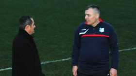 Clubul Pandurii Târgu Jiu a ajuns la un acord cu antrenorul Călin Cojocaru