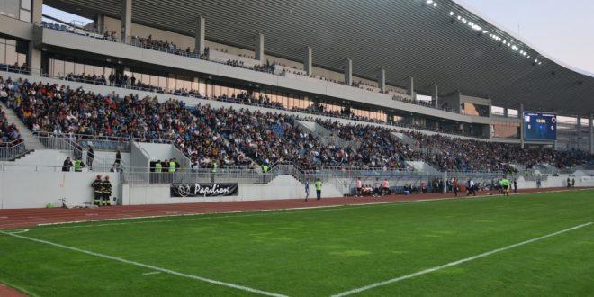 Miercuri se  vor pune în vânzare bilete pentru meciul Pandurii Târgu Jiu – Concordia Chiajna, programat sâmbătă, pe Stadionul Municipal