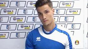 """CONFERINŢĂ DE PRESĂ / Patrick Popescu:  """"Am fost accidentat trei etape, dar acum sunt refăcut şi motivat pentru următoarele meciuri"""""""