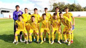 Jucătorul echipei Pandurii Târgu Jiu, Ovidiu Rasoveanu, a fost titular la echipa naţională Under 18 ani şi a dat o pasă de gol în meciul cu Spania