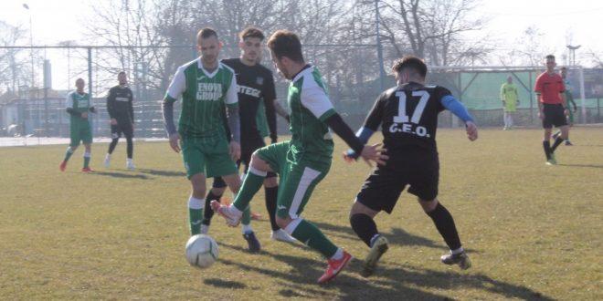Pandurii Târgu Jiu s-a impus în cel de-al doilea meci amical din perioada de pregătire cu scorul de 4-1
