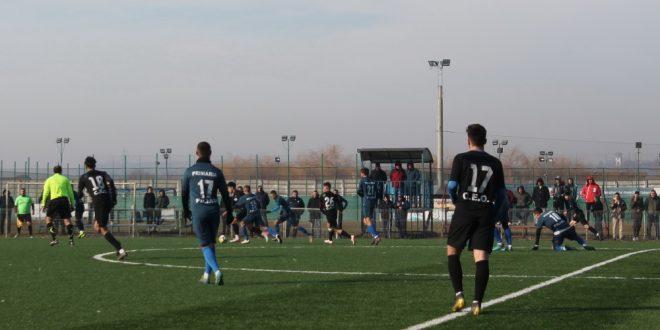 Pandurii Târgu Jiu a câştigat cel de-al treilea meci amical din perioada de iarnă cu scorul de 1-0 în faţa formaţiei  ACSO Filiaşi