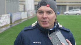 """Călin Cojocaru: """"Vreau să nu luăm goluri şi să stăm foarte bine în teren"""""""