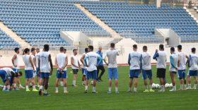 Pandurii Târgu Jiu va începe luni după-amiază pregătirea pentru partea a doua a campionatului