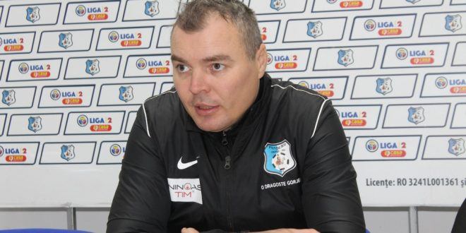 """Călin Cojocaru: """"Am avut trei ore între antrenament şi meci şi acest lucru s-a văzut"""""""