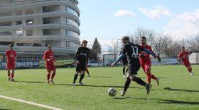 Pandurii Târgu Jiu va disputa mâine ultimul meci amical înainte de reluarea campionatului Ligii a doua Casa Pariurilor