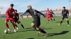 Pandurii Târgu Jiu a pierdut meciul amical disputat astăzi cu CSM Slatina, scor 2-3 (1-2)