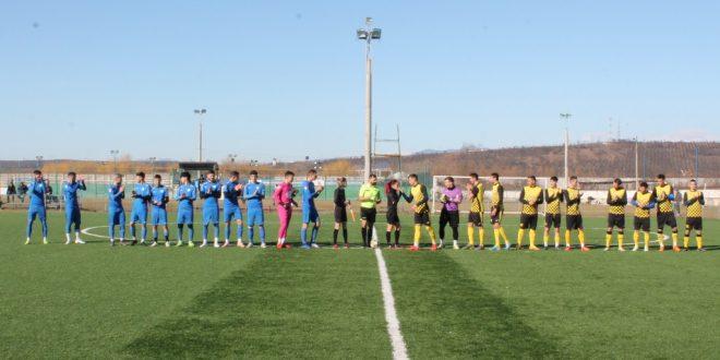 Pandurii Târgu Jiu a încheiat seria de nouă meciuri amicale susţinute în perioada de iarnă
