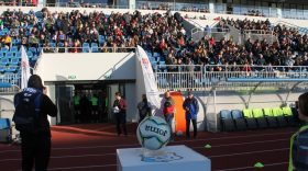 Pandurii Târgu Jiu a pierdut meciul din etapa a 22-a a Ligii a doua Casa Pariurilor cu CSM Reşiţa
