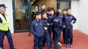COMUNICAT FRF / Este interzisă participarea din postura de copii de mingi a minorilor