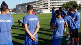 Constantin Grecu se alătură lotului echipei Pandurii Târgu Jiu la pregătire