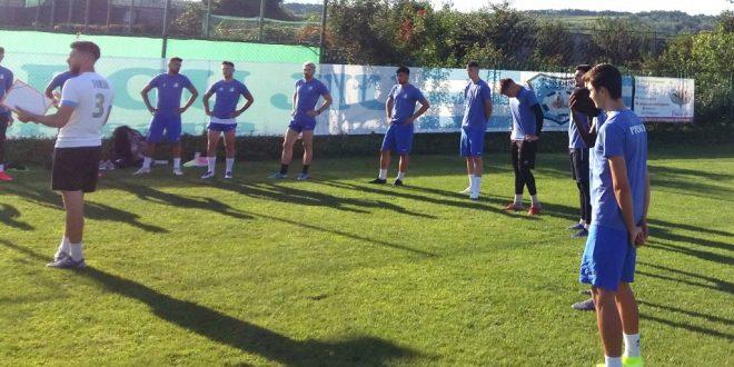 Pandurii Târgu Jiu a perfectat transferurile a 11 jucători care s-au pregătit cu lotul după reunirea echipei