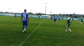 Pandurii Târgu Jiu a disputat astăzi două meciuri de verificare cu Gilortul Târgu Cărbuneşti şi Jiul Rovinari