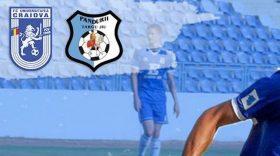 Pandurii Târgu Jiu a pierdut primul meci amical din perioada pregătirii de vară