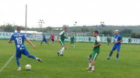 Pandurii Târgu Jiu a înregistrat marţi o victorie în meciul amical susţinut în compania echipei Jiul Rovinari