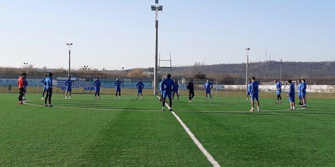 MECIURI AMICALE / Pandurii Târgu Jiu a programat patru meciuri amicale în cantonamentul de la Timişoara