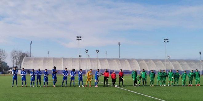 MECI AMICAL / Pandurii Târgu Jiu a învins CSC Dumbrăviţa în primul meci amical disputat la Timişoara