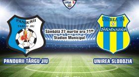 BILETE ONLINE / Suporterii echipei Pandurii pot procura bilete virtuale online pentru meciul Pandurii Târgu Jiu – Unirea Slobozia