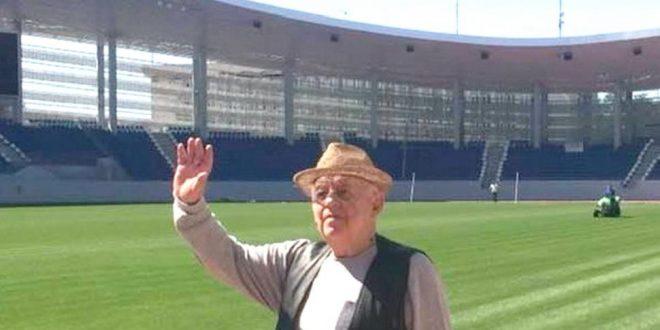 S-a stins din viață un simbol al sportului gorjean și al echipei Pandurii, Manole Băloi