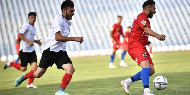 AMICAL / Pandurii Târgu Jiu joacă miercuri un meci amical cu Viitorul Şimian