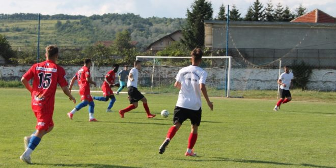 AMICAL / Pandurii Târgu Jiu s-a impus cu scorul de 3-1 în meciul amical cu Viitorul Şimian